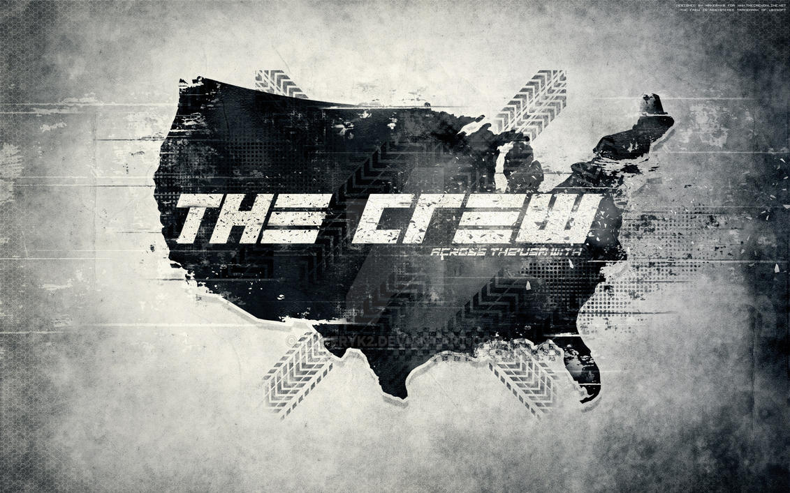 The Crew Game Wallpaper - USA by hakeryk2