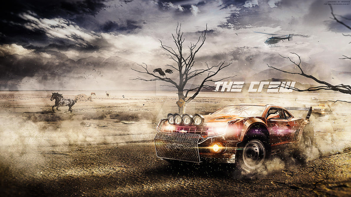 The crew game nevada wallpaper by hakeryk2 on deviantart the crew game nevada wallpaper by hakeryk2 voltagebd Image collections