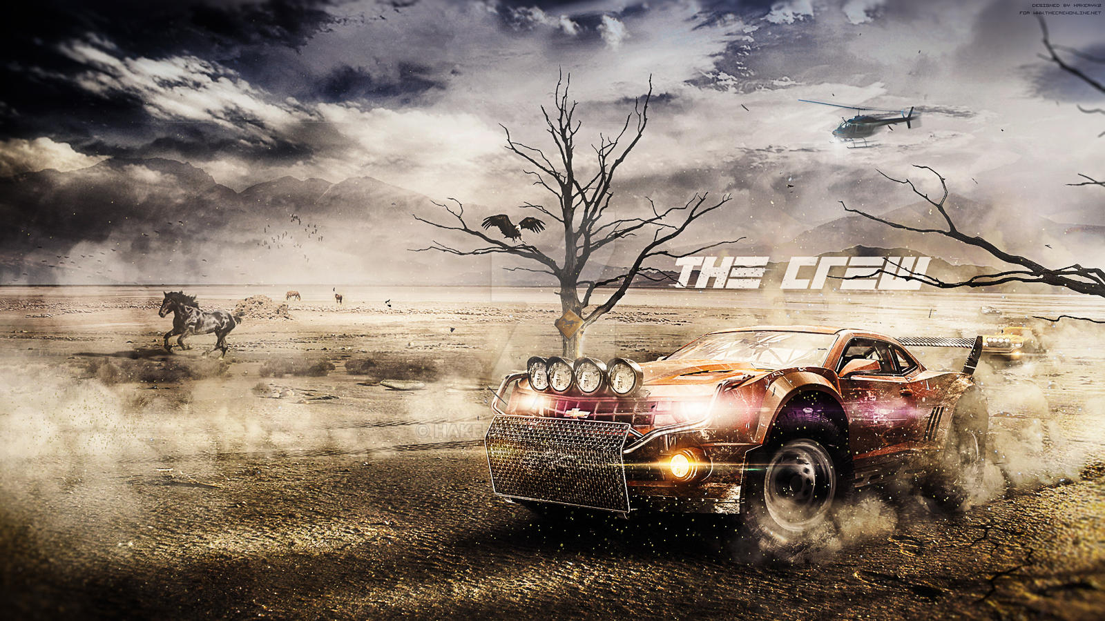<b>The Crew Wallpaper</b> - CNSouP Collections