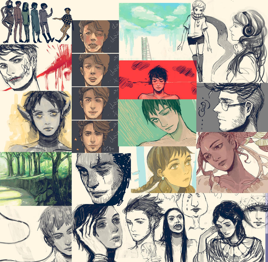 sketches01 by Digi-M