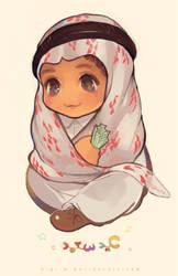 Happy Eid 2 by Digi-M