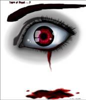 Tears of Blood...? by nAru--