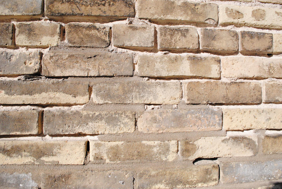 Brick Wall by Amber-rought