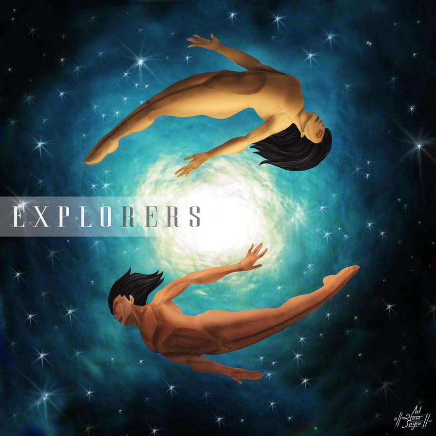 Explorers by SindKhalashi