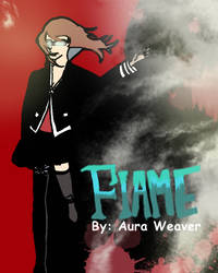 FLAME cover  by Blackcatshadow234