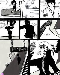 FLAME Vol 1 Page 4 by Blackcatshadow234