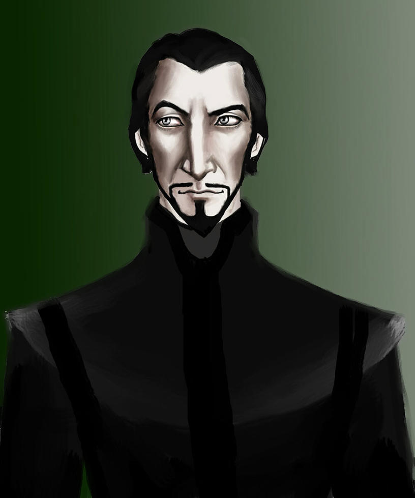 Lord Vetinari by Lucius007