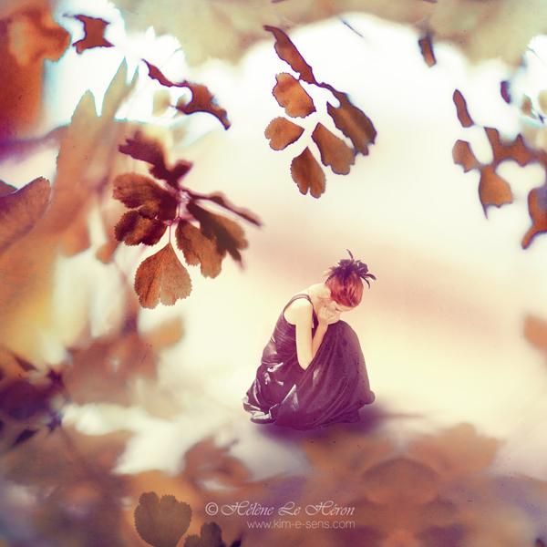 Where fairies nestle by kim-e-sens