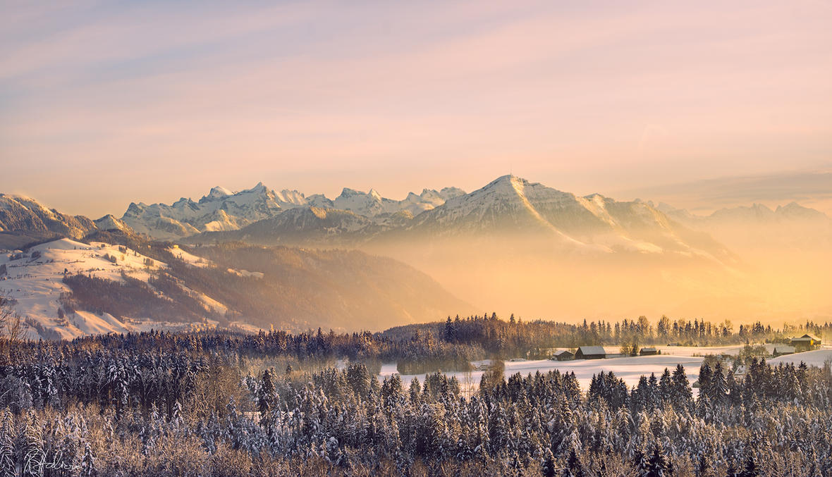 Winter Tale by RobinHalioua