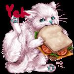[Ych] Multislot Sandwich Kitty- Open - by LadyLirriea