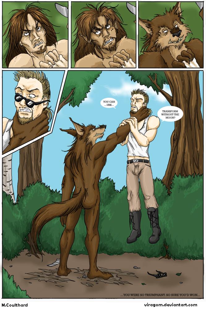 from Bentley gay werewolf comics
