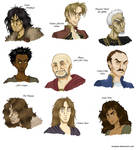 The First Law Characters