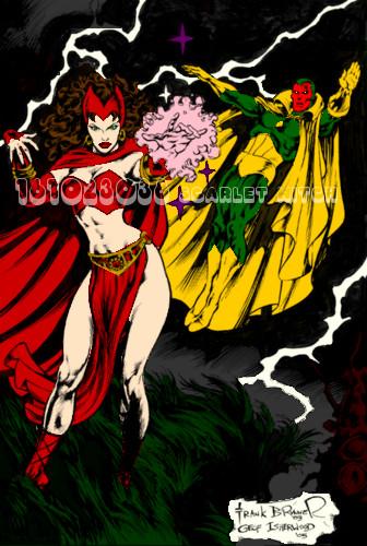 Viz Witch by scarlet161023038