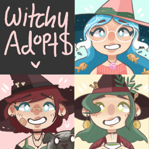 Witchy-Adopts's Profile Picture