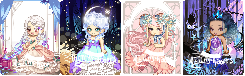 CLOSED!  Gaia Adopts! |Princesses by Witchy-Adopts