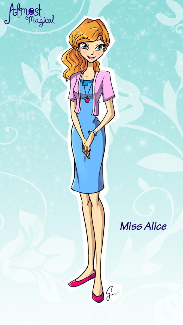 %¡Fotos Raras de Winx Club!& - Página 4 Character_design__alice_by_chocolatesmoothie-d5bqxu8