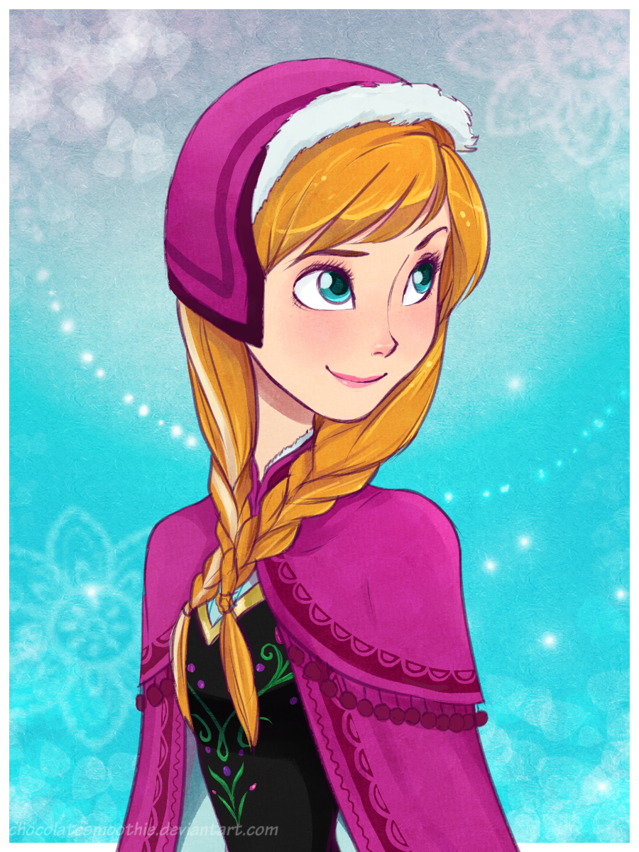 Anna by chocolatesmoothie