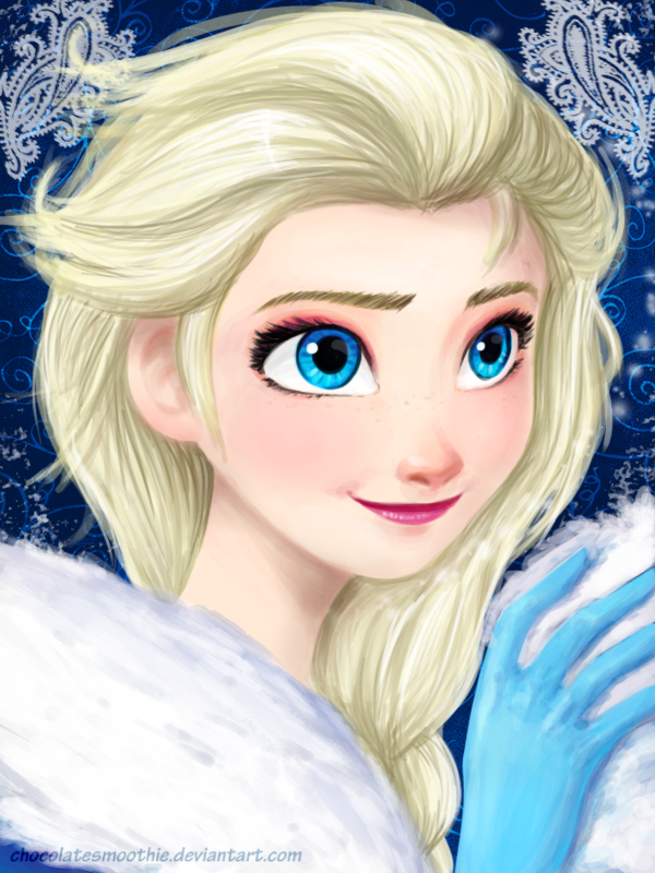 Jack Frost Elsa_by_chocolatesmoothie-d6ykto1