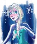 An Elsa Quickie