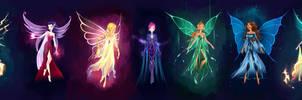 Almost Magical: Ultimate Winx
