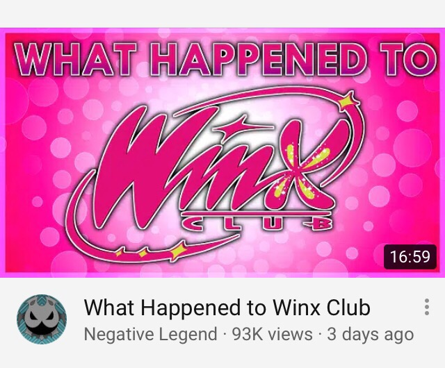 What Happened to Winx Club by chocolatesmoothie
