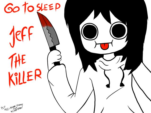 Jeff The Killer Derp Face by bloody-kazu on DeviantArt