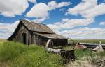 Barn and Seed Separator