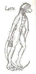 Sketch 2 - Corre by malkavia