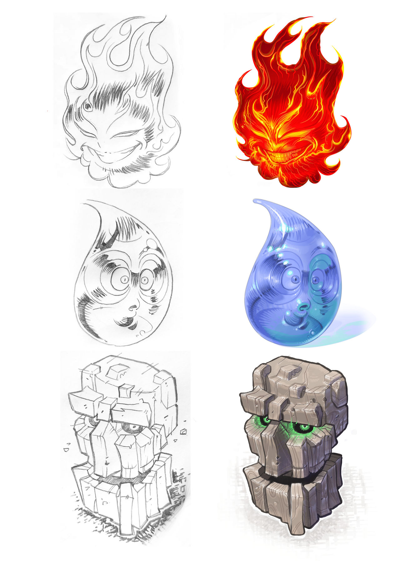 Monsterheads 2I