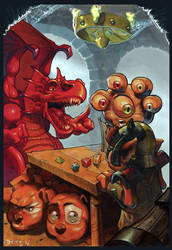 MiniMonFa_Dungeons'n'Dragons