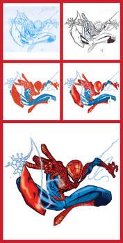 Spider-Man - Process