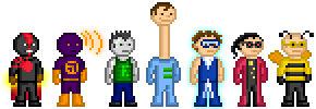 My Pixel Heroes