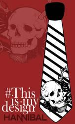 #ThisIsMyDesign tie
