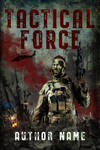 Military Thriller Apocalyptic Dystopian Book Cover