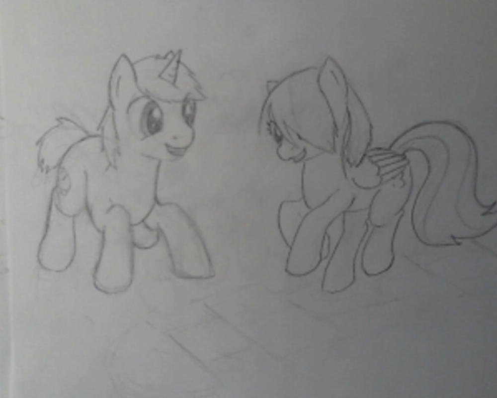 Hopscotch by Bill-the-Pony