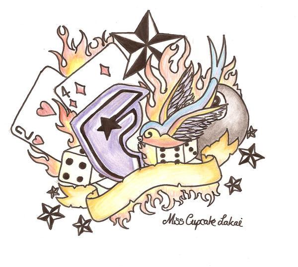 famous f tattoo designs wwwpixsharkcom images
