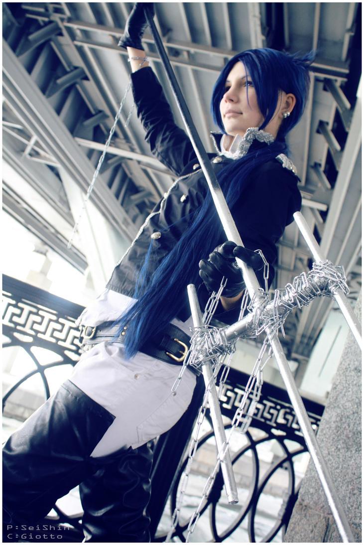 Rokudo Mukuro - 01 by NanaHikari