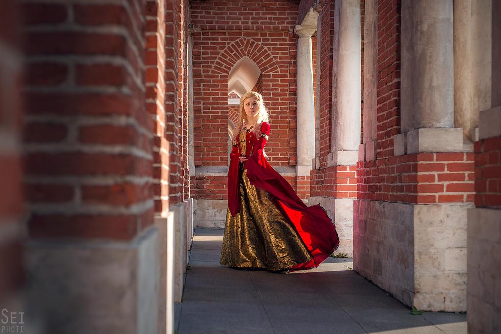Cersei Lannister 2 by NanaHikari