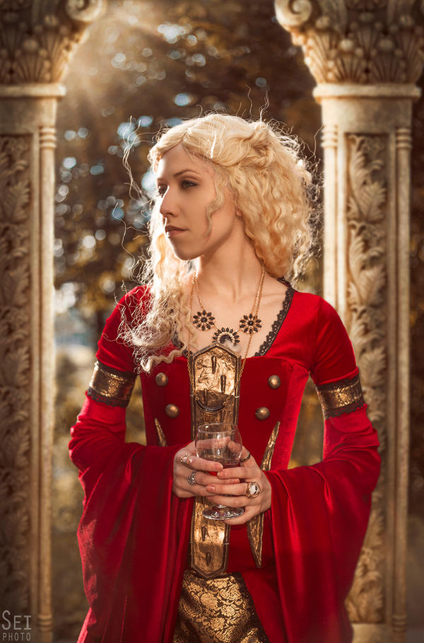 Cersei Lannister 4 by NanaHikari