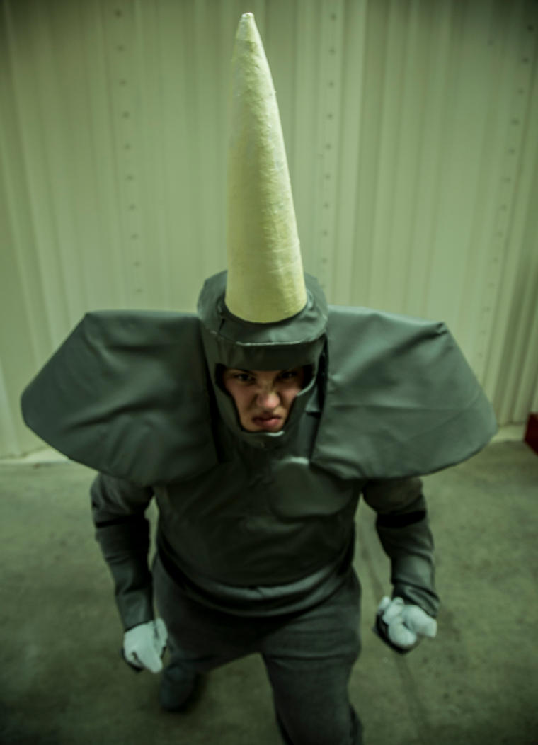 Rhino Costume by Fire-Dash-89