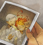 The Promised Neverland 32 - Norman and Emma