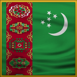 Turkmenistan by Telafer