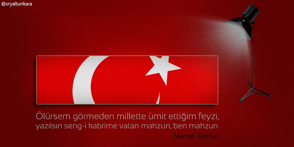 Namik Kemal by Telafer