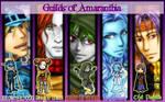 Amaranthian Guilds-Daeva style