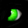 Green Eye by FayTheFox