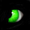 Green Eye by FayTheFox