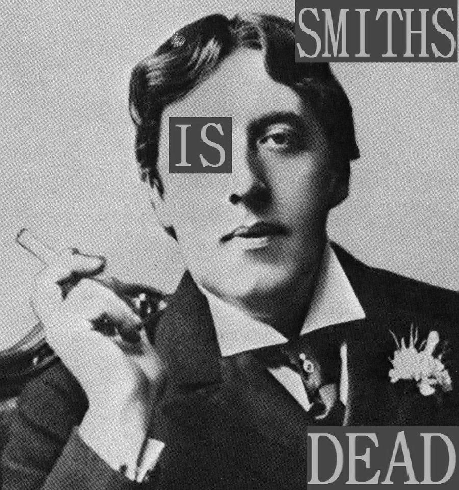 Image result for smiths is dead