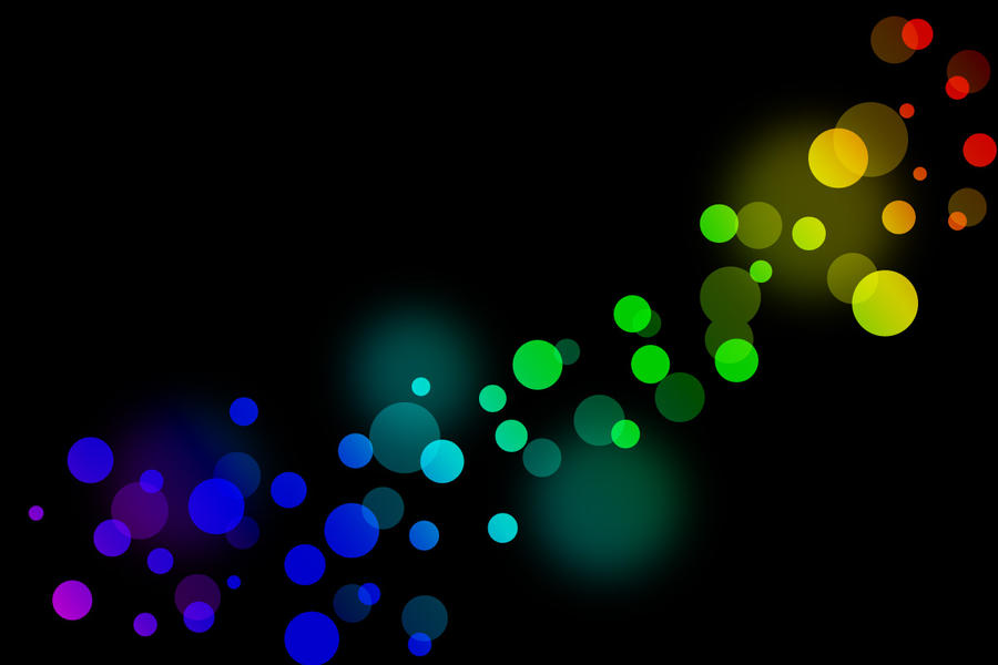 Wallpaper Partylights by NoSc on DeviantArt