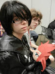 Xion is not amused.