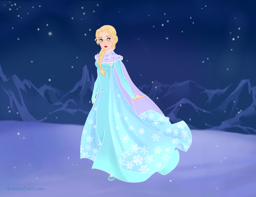 Elsa from Once Upon A Time - Version 2 by MyFriendsAreMyPower